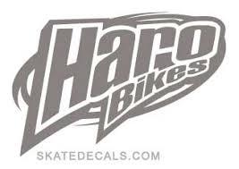 haro bike stickers