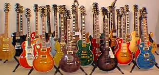 all gibson guitars