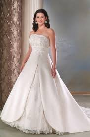 bridal dresses plus size