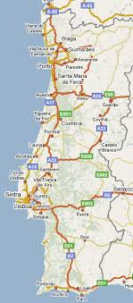google maps portugal