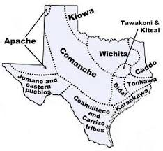 comanche indian tribe
