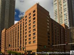 embassy suites in chicago