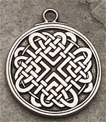 celtic love knot design