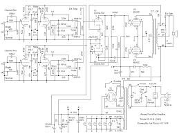 ampeg schematic