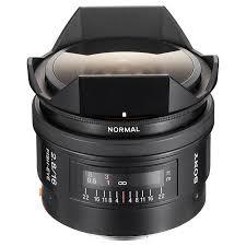 16 mm lens