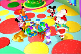 mickey mouse clubhouse mickey saves santa