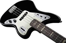 fender jaguar bass guitars