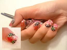 finger nail design