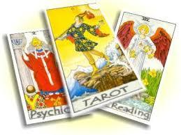 psychic tarot cards