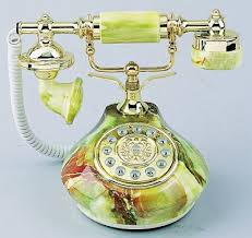 french style telephones