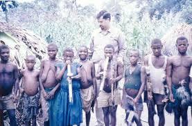 pygmies photos