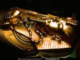 coffin of king tut