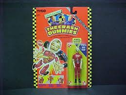 crash test dummy toy