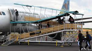 boarding ramps