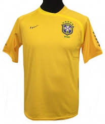 brazil training top