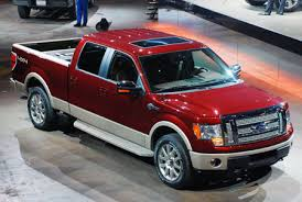 2009 ford trucks