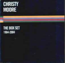 christy moore the box set