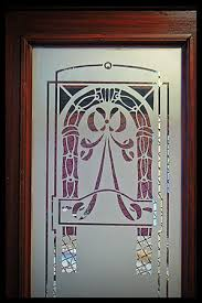 etched glass photos
