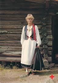 finnish dress
