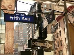 nyc fifth avenue