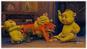 shrek ogre babies