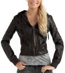 roxy leather jacket