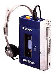 sony cassette walkman