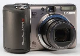 canon power shot 650