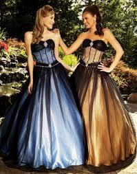 black quinceanera dress