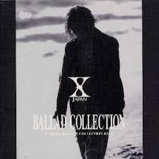 x japan ballad collection