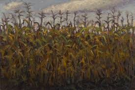 corn paintings