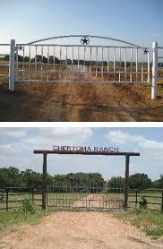 custom steel gates