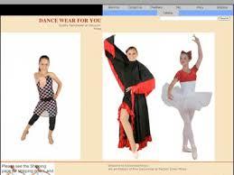 jazz ballet costumes