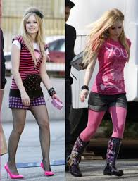 avril lavigne clothing
