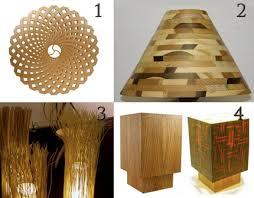 lighting wood