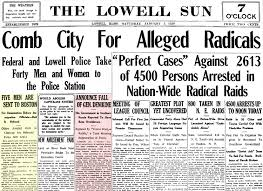 1920 newspaper headlines