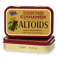 altoid cinnamon