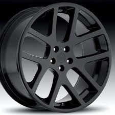 dodge ram srt wheels