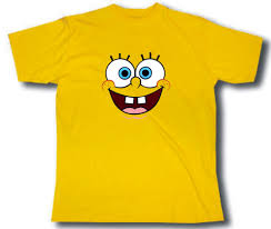 spongebob shirt