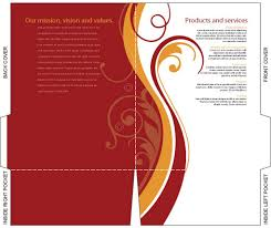 free template brochures