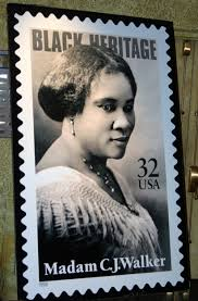 madam cj walker pictures