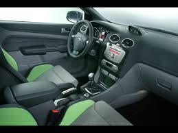 ford focus 2009 interior