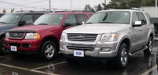 2006 ford explorers