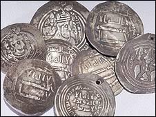 ancient arabic coins