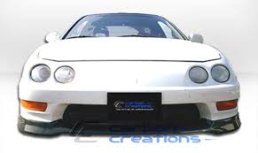 integra carbon fiber lip