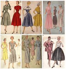 fashion of 1950