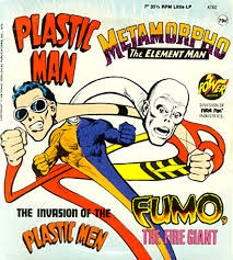 plastic men