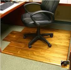 hardwood office