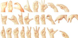 sign language dictionary pictures