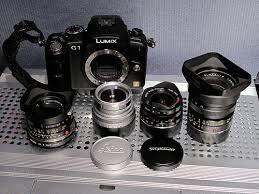 lumix g1 leica